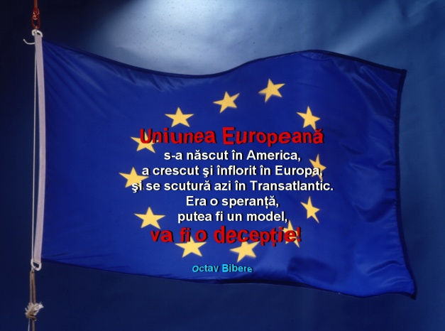 UE - o deceptie