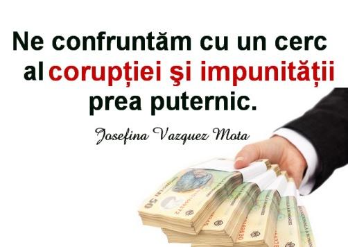 Coruptie si impunitate