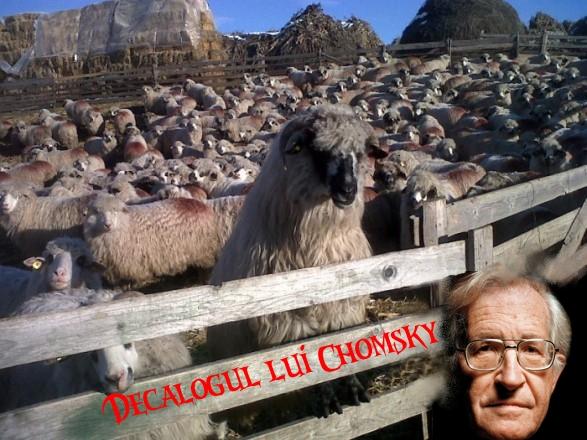 Decalogul lui Chomsky