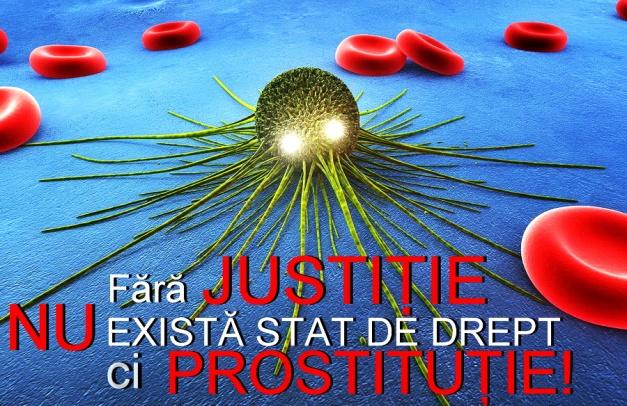 Justitia canceroasa