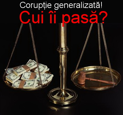 coruptie generalizata