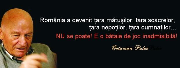 Octavian Paler - Cumetriile din Romania