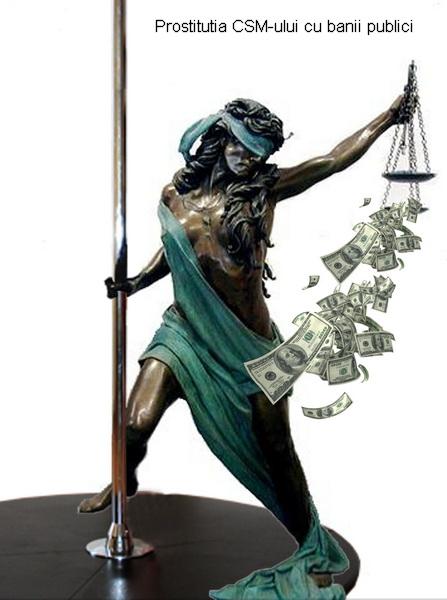 Banii publici si CSM