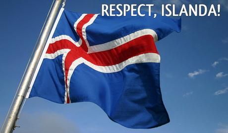 Islanda flag