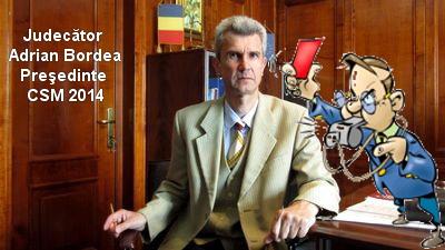 Judecator Adrian Bordea