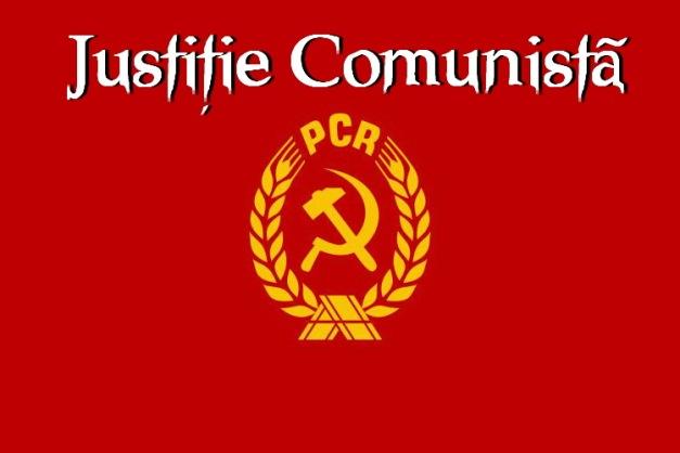 Justitie comunista
