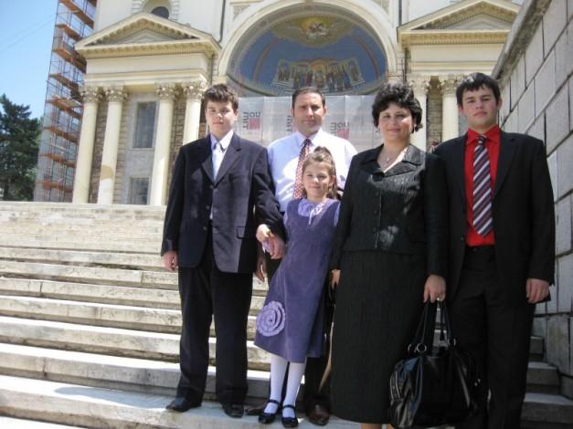 Familia judecatorilor Baltag