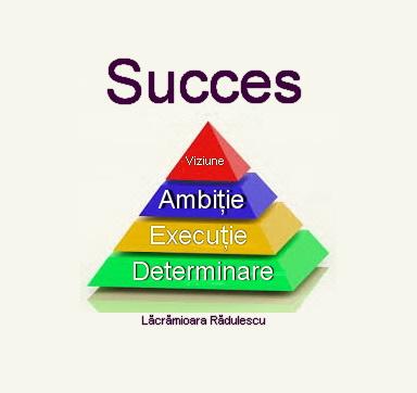 Succes & Determinare