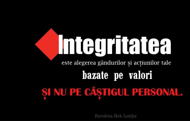 Integritatea