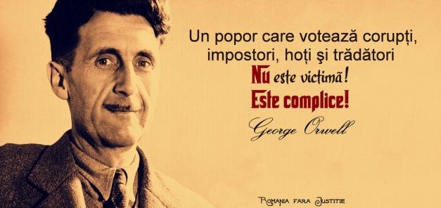 Popor Complice george-orwell