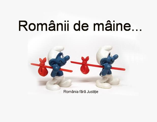 Romanii de maine