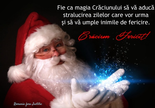 Mos Craciun Magic Romania
