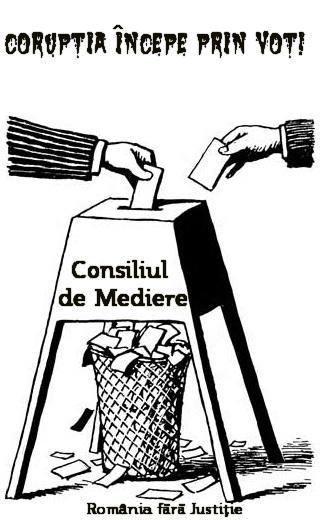 Frauda la Consiliul de Mediere