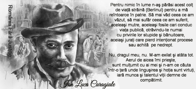 IL Caragiale despre coruptia din Romania