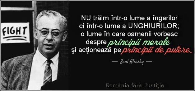 saul-alinsky - principii de putere