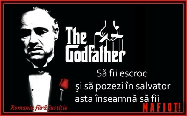 A fi mafiot - The Godfather