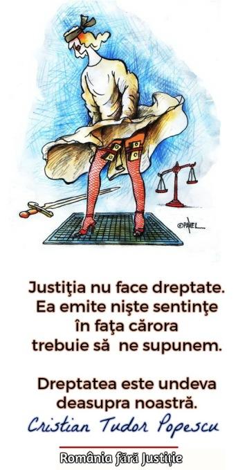 Justitie corupta