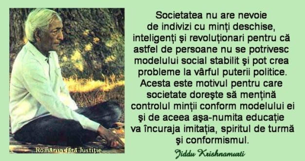 Societatea are nevoie de prosti