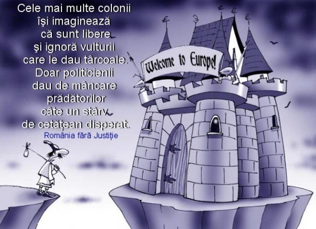 Romania colonie