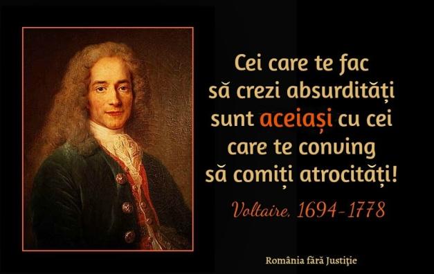 Voltaire (1694-1778) citat