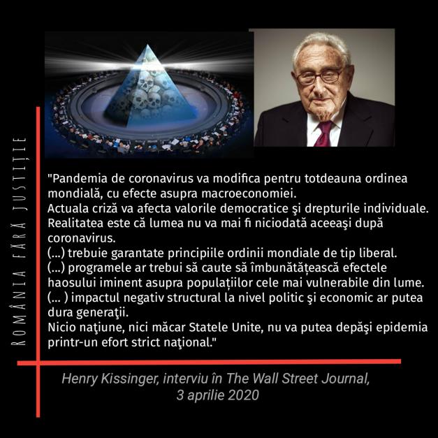 Kissinger NWO